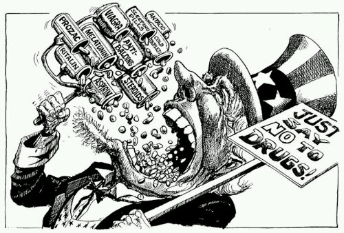 Big Pharma and US Drug War